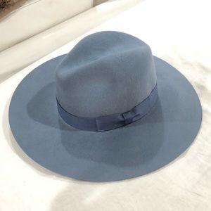 Wyeth Powder Blue Rancher Hat